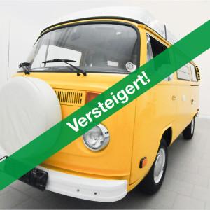 Volkswagen Bus T2 Westfalia Camper
