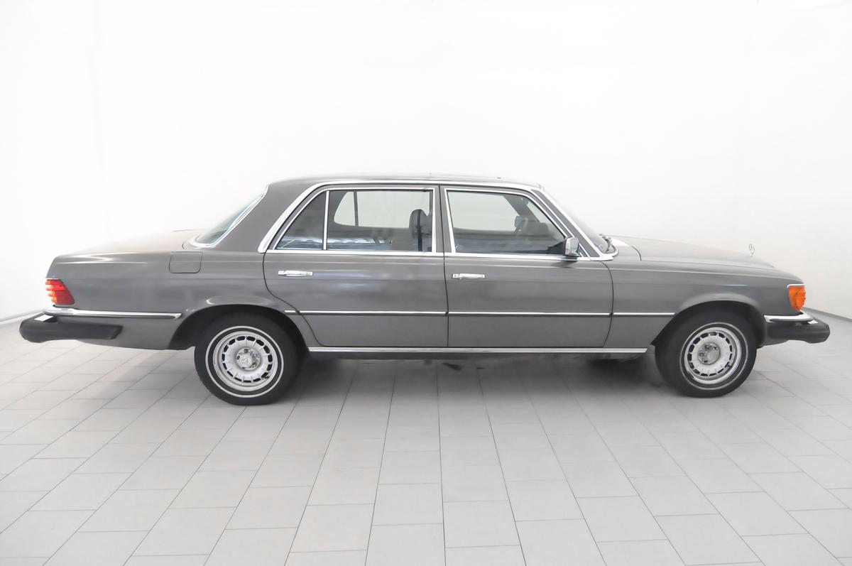 Mercedes benz 450 sel 6 9 classicbid for Mercedes benz 450 sel 6 9
