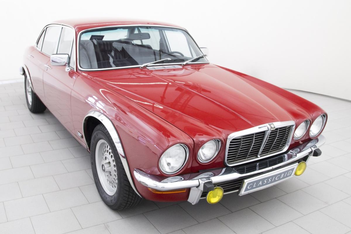 Jaguar xj6 4 2 series ii classicbid