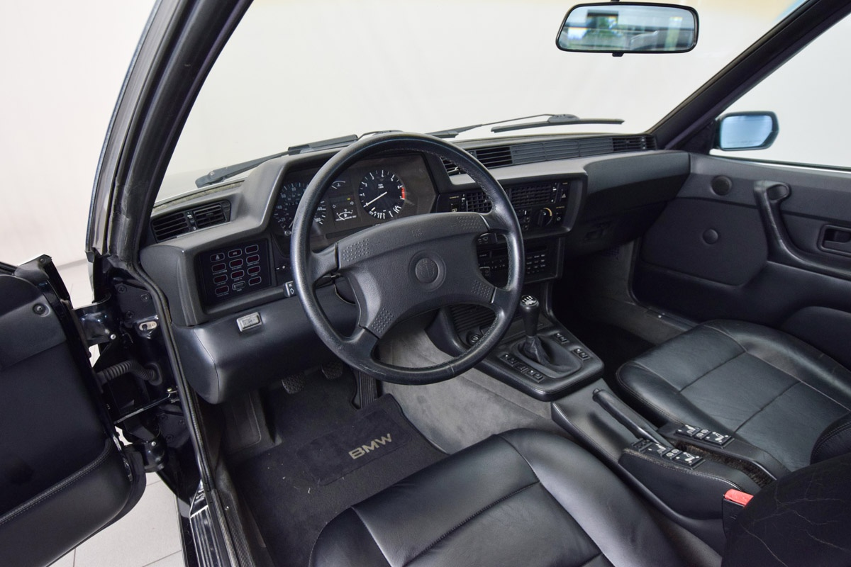 Bmw 635 csi classicbid for Interieur 635 csi