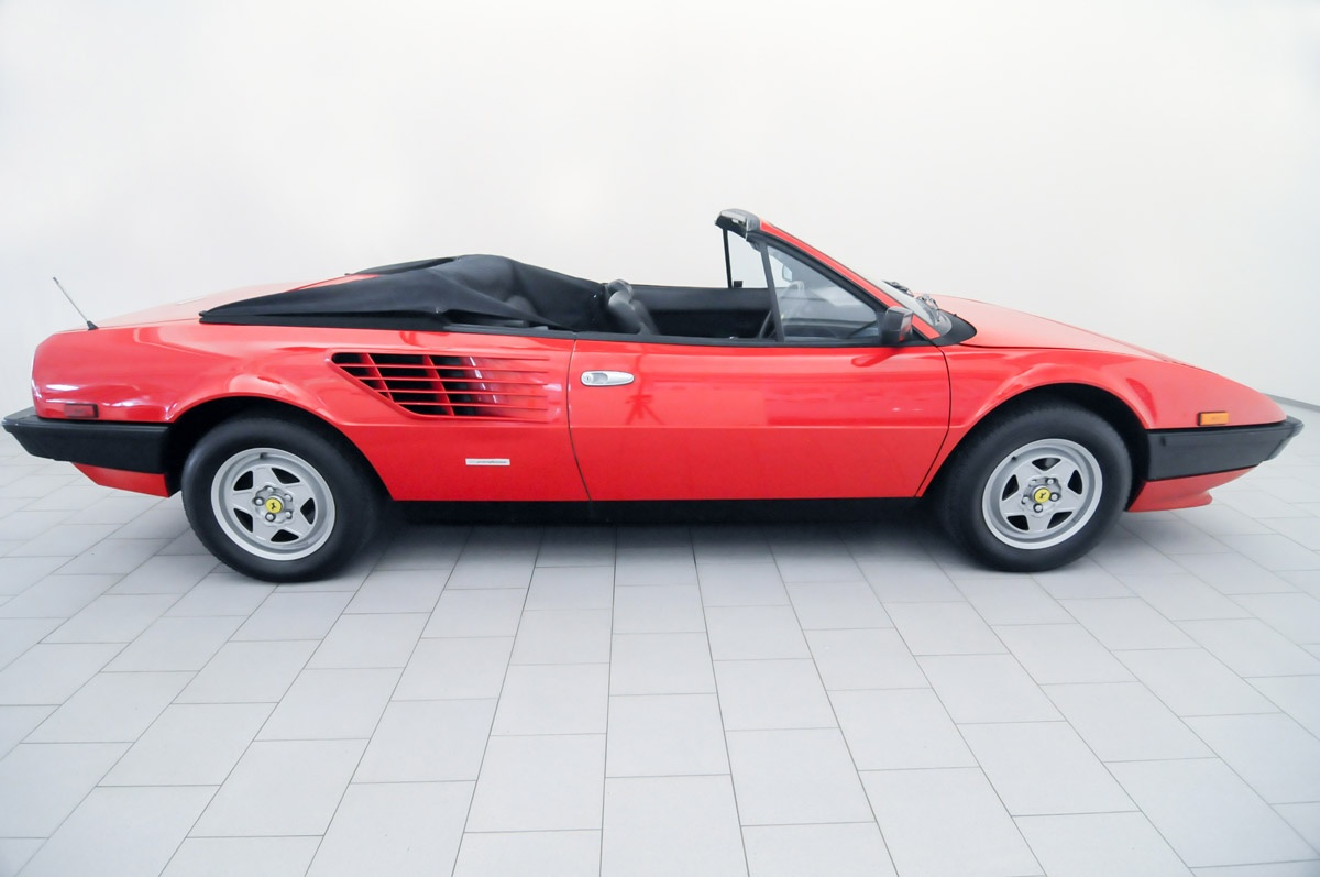 ferrari mondial cabrio bj 1985 2 ferrari mondial cabrio oldtimer und youngtimer gewinnen 1983. Black Bedroom Furniture Sets. Home Design Ideas