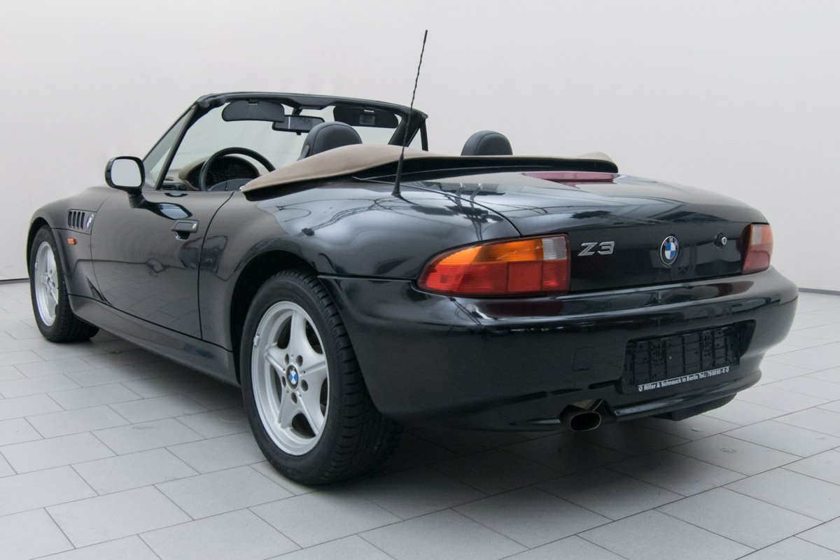 bmw z3 cabrio classicbid. Black Bedroom Furniture Sets. Home Design Ideas