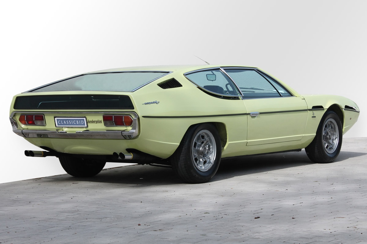 Lamborghini Espada Pictures Posters News And Videos On