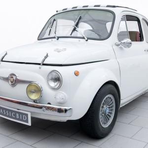 Fiat 500 Abarth 695 SS-Optik