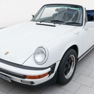Porsche 911 Carrera 3.2 Convertible