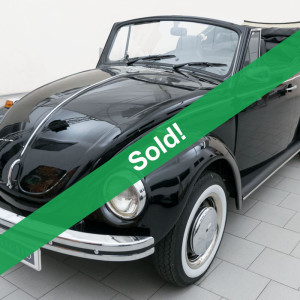Volkswagen Käfer 1302 Convertible