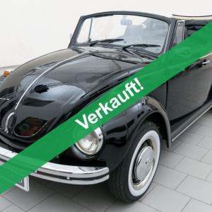 Volkswagen Käfer 1302 Cabrio