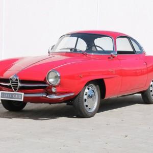 Alfa Romeo Giulietta Sprint Speciale