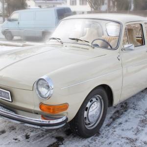 Volkswagen 1600 L Automatik
