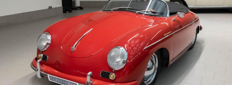 Zeitlose Klassiker, Alltagsautos und ein Prototyp in Auktion