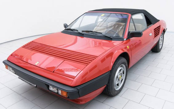 Ferrari Mondial QV Convertible
