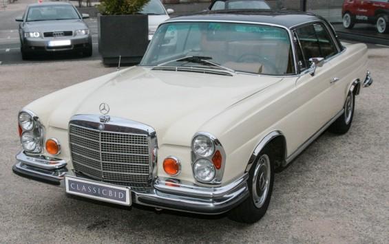 Mercedes-Benz 280 SEC