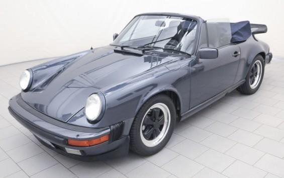 Porsche 911 SC Convertible