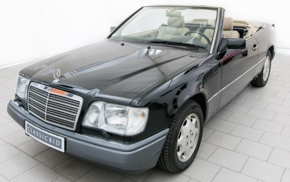 Mercedes-Benz E 320 Convertible