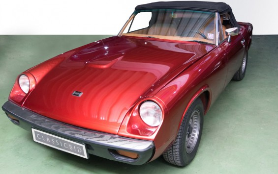 Jensen-Healey 1120 Convertible