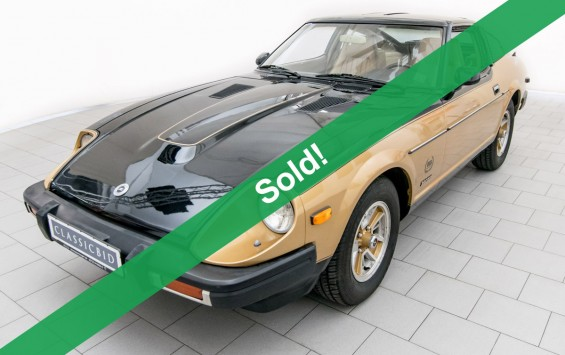 Datsun 280 ZX 10th Anniversary Edition