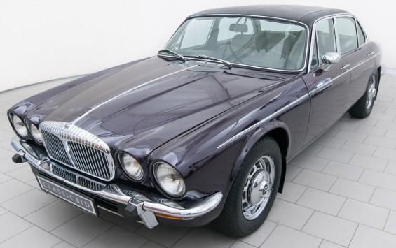 Daimler Vanden Plas 4.2 Serie II