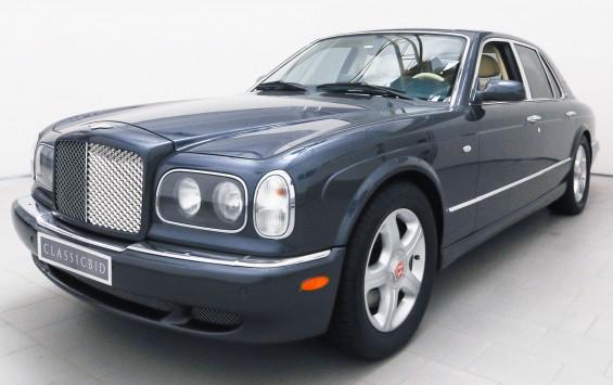Bentley Arnage 6.8