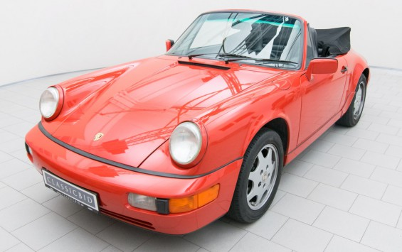 Porsche 911 Carrera 4 Convertible (964)