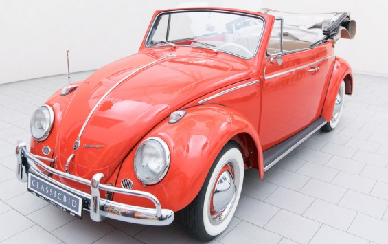 Volkswagen Käfer 1200 Convertible