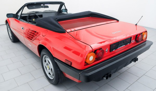 ferrari mondial cabrio ocasion topworldauto photos of ferrari mondial t cabrio photo galleries. Black Bedroom Furniture Sets. Home Design Ideas
