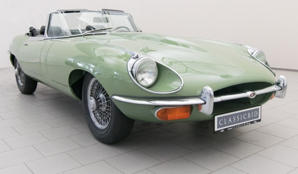 Jaguar E-Type Series II Convertible