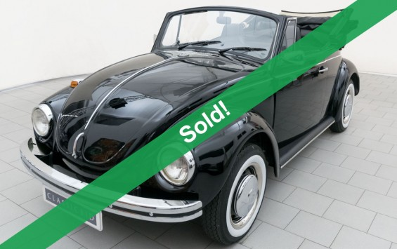 Volkswagen Käfer 1302 Convertible